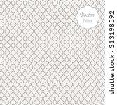linear geometric pattern | Shutterstock .eps vector #313198592