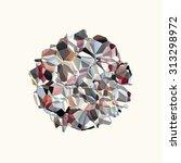abstract bitmap background.... | Shutterstock . vector #313298972