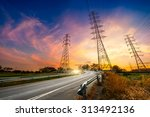 Height Voltage Electricity...