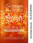 invitation design for a...   Shutterstock .eps vector #313528985