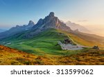 Dolomites Landscape - Fine Art prints
