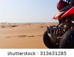 Dune Quad Bikeing