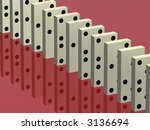 a quantity of subjects for a... | Shutterstock . vector #3136694