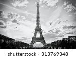 The Eiffel Tower  Paris  France ...