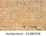 Ancient Stone Wall Texture