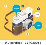 vector background with classic... | Shutterstock .eps vector #314030066