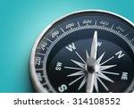 compass direction. | Shutterstock . vector #314108552