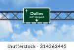 washington dc dulles usa...   Shutterstock . vector #314263445