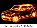 car | Shutterstock . vector #31432636