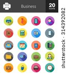 banking  business  finance icon ... | Shutterstock .eps vector #314392082