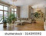 house interior | Shutterstock . vector #314395592
