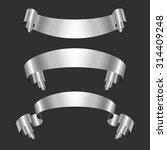 ribbon banners | Shutterstock .eps vector #314409248