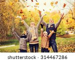 family  childhood  season and... | Shutterstock . vector #314467286