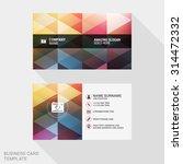 vector design modern creative... | Shutterstock .eps vector #314472332