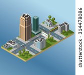 modern illustration of an... | Shutterstock . vector #314478086