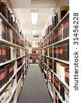 library interior   Shutterstock . vector #31456228