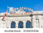 Renovated Union Station In...