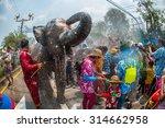 Ayutthaya  Thailand   Apr 13 ...
