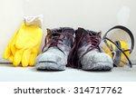 renovation at home.... | Shutterstock . vector #314717762
