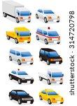 transport vector | Shutterstock .eps vector #314720798