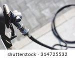 lpg auto gas refueling on... | Shutterstock . vector #314725532