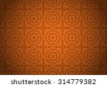 decorative vintage background | Shutterstock .eps vector #314779382
