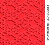 isometric seamless pattern....   Shutterstock .eps vector #314806565