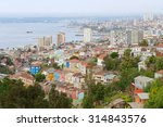 valparaiso  chile   october 18  ... | Shutterstock . vector #314843576
