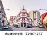 singapore    august 31 2015  ... | Shutterstock . vector #314874872