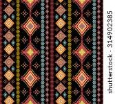 ethnic seamless pattern. ethno...   Shutterstock .eps vector #314902385