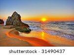 Sunrise By The Beach In Tathra  ...