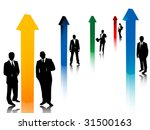 business concept | Shutterstock .eps vector #31500163