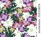 Beautiful Floral Pattern....