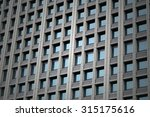 windows of modern business... | Shutterstock . vector #315175616