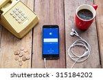 chiangmai  thailand  spe 10 ... | Shutterstock . vector #315184202