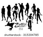Zombies Invasion. Zombie...