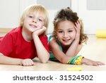sweet couple | Shutterstock . vector #31524502