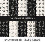 doodle gardening icon   Shutterstock .eps vector #315342608