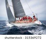 porto cervo   9 september  maxi ... | Shutterstock . vector #315369272