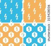 voltage lightning pattern set