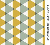 retro geometric pattern | Shutterstock .eps vector #315466445