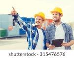 business  building  teamwork ...   Shutterstock . vector #315476576
