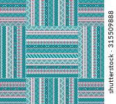seamless pattern in the form of ... | Shutterstock .eps vector #315509888