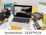 paris  france   sep 10  2015 ... | Shutterstock . vector #315579116