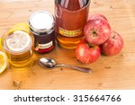 Apple Cider Vinegar With Honey...