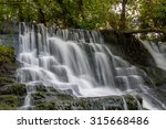 waterfall at rossinver in... | Shutterstock . vector #315668486