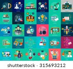 education   science | Shutterstock .eps vector #315693212