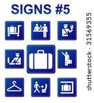 signs  5 | Shutterstock .eps vector #31569355