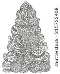 Christmas Tree. Pattern For...