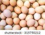 eggs on eggs background   Shutterstock . vector #315750212